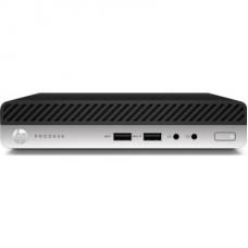 261W5ES Компьютер HP ProDesk 400 G5 DM i3-9100T 8Gb 256Gb SSD DOS