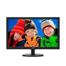 223V5LSB (00/01) Монитор Philips LCD 21.5'' [16:9] 1920х1080(FHD) TN