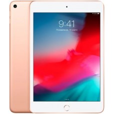 MUX72RU/A Планшет Apple iPad mini Wi-Fi + Cellular 64GB - Gold