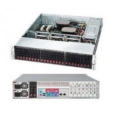 CSE-216BE26-R920LPB Корпус для сервера 2U 920W SUPERMICRO