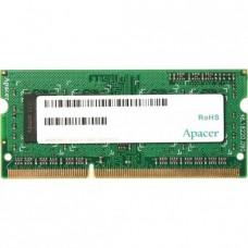 AS04GFA60CATBGC Модуль памяти Apacer DDR3 4GB 1600MHz SO-DIMM