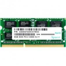 AS08GFA60CATBGC Модуль памяти Apacer DDR3 8GB 1600MHz SO-DIMM