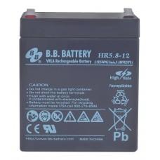 B.B. HR 5.8-12 Аккумулятор B.B. Battery HR 5.8-12