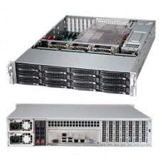 CSE-826BE26-R1K28LPB Корпус для сервера 2U 1280W EATX 826BE26-R1K28LPB SUPERMICRO