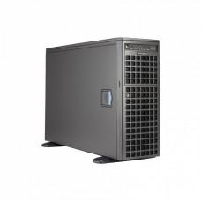 SYS-5049A-TR Сервер Supermicro LGA3647, C621, 7xPCI-E, SVGA, SATA RAID,8xHS SAS/SATA