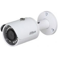 DH-HAC-HFW2401SP-0360B Камера видеонаблюдения Dahua 3.6-3.6мм цветная корп.:белый