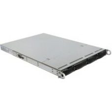CSE-815TQ-600WB Корпус 1U, 13.68''x13'', 4x3.5'' hot-swap SAS/SATA