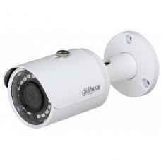 DH-HAC-HFW1000SP-0360B-S3 Камера видеонаблюдения Dahua 3.6-3.6мм HD СVI цветная корп.:белый