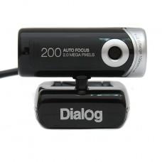 WC-25U_С Web-камера dialog черный