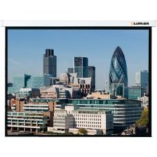 Экран моторизированный Master Сontrol  1:1 (244х244), рабочая область (236х236), MW FiberGlass