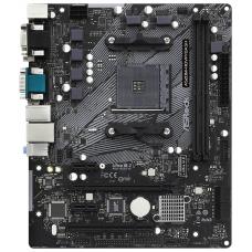 A520M-HDVP/DASH Плата материнская Asrock AMD AM4 A520/2DDR4/4SATA3