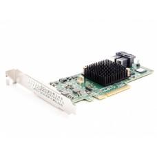 LSI00407 MegaRAID контроллер LSI SAS9341-8I (05-26106-00) PCI-E 3.0 x8, LP