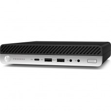 2B437ES Компьютер HP ProDesk 600 G5 Mini Core i3-9100T