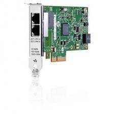 652497-B21 Адаптер сетевой HPE, 361T, Intel, 2x1Gb, PCIe(2.0)
