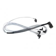 2279900-r adaptec ack-i-ra-hdmsas-4rasata-sb-0.8m кабель sas внутр., 80см., разъемы sff8643