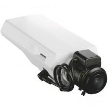 D-Link DCS-3511/UPA/A1A 1 Мп сетевая HD-камера, день/ночь, c PoE, вариофокальным объективом 2.8-12 м