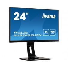 XUB2492HSN-B1 Монитор Iiyama LCD 23.8'' [16:9] 1920х1080(FHD) IPS