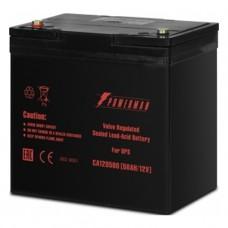 POWERMAN Battery 12V/50AH Battery POWERMAN Battery CA12500, voltage 12V, capacity 50Ah, max. dischar