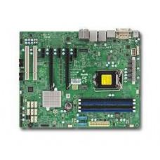 MBD-X11SAE-O Материнская плата Supermicro Motherboard 1xCPU X11SAE E3-1200