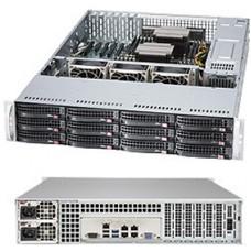Ssg-6028r-e1cr12n supermicro superstorage 2u server no cpu(2)e5-2600v3/v4