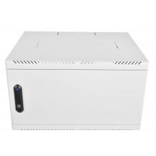 ШРН-6.480.1 Шкаф телекоммуникационный настенный 6U (600  480) дверь металл