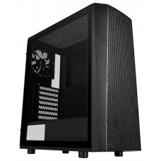 CA-1L7-00M1WN-00 Корпус Thermaltake Versa J24 TG ATX black  no PSU