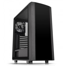 CA-1L8-00M1WN-00 Корпус Thermaltake Versa J25 TG ATX  black  no PSU