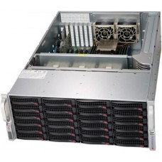 Ssg-6049p-e1cr24l supermicro superstorage 4u server nocpu(2)scalable/tdp 70-205w