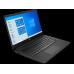 3B3M0EA Ноутбук HP 14s-fq0086ur Black 14