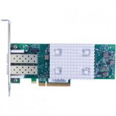 403-BBMUt Контроллер HBA FC QLogic 2692 Dual Port, 16Gb Fibre Channel, Full Height (anal