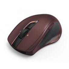 00182670 Мышь Hama MW-800 бордовый лазерная (2400dpi) беспроводная USB для ноутбука (7but)