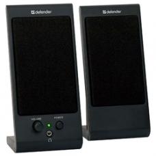 65165 Defender Акустическая 2.0 система SPK-170 черный, 4 Вт, питание от USB
