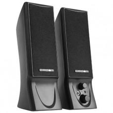 CMS-602 Акустическая система 2.0 CROWN (USB, 6W; управление громкостью, разъём для наушников, кнопка