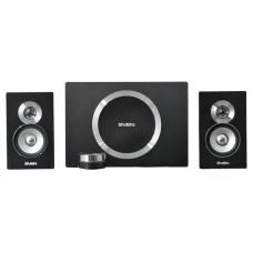 SV-01301085BK MS-1085, чёрный, акустическая система 2.1, мощность(RMS):20 Вт+2х13 Вт