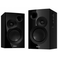 SV-014247 SVEN SPS-635, чёрный, акустическая система 2.0, мощность 2x20 Вт(RMS)