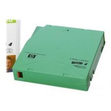 C7974A Магнитная лента (незаписанная) HPE LTO4 Ultrium 1.6TB RW