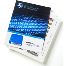 Q2011A Наклейка HPE LTO5 Ultrium RW Bar Code Label Pack