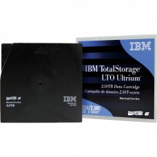 00V7590L Картридж IBM LTO Ultrium 6 with barcode label