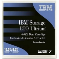 38L7302L Картридж IBM Ultrium LTO7 Tape Cartridge - 6TB