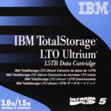 46X1290L Магнитная лента (незаписанная) IBM Ultrium LTO5  - 1.5TB