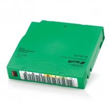 Q2078AN Картридж HPE LTO-8 30TB RW Non Cust Lbl 20 Crtg