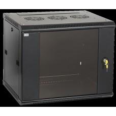 LWR5-12U64-GF ITK Шкаф LINEA W 12U 600x450 мм дверь стекло, RAL9005