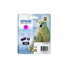 Картридж epson i/c (m) xp600/7/8 new (c13t26134012)