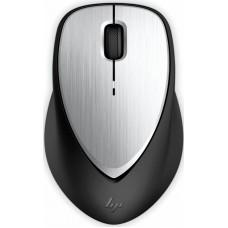 2LX92AA Мышь HP Envy Rechargeable 500 черный/серебристый лазерная (1600dpi) беспроводная BT USB (3bu