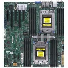 MBD-H11DSI-NT-O Серверная материнская плата Supermicro MBD-H11DSI-NT 2xAMD EPYC