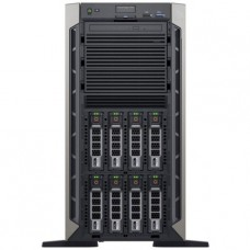 T440-SPOF Сервер DELL PowerEdge T440 8LFF 1x4208 16GB RDIMM 2666
