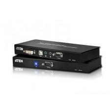 CE600-A7-G КВМ Удлинитель USB/DVI ATEN