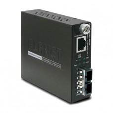 10/100/1000Base-T to 1000Base-LX Smart Gigabit Converter (Single Mode)