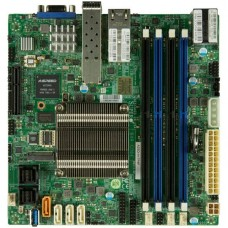 A2SDI-H-TP4F Серверная материнская плата SuperMicro MBD A2SDi H TP4F O Intel Atom CPUC3958, Single S