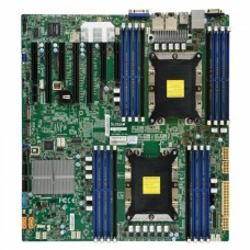 MBD-X11DPH-I-B Материнская плата Supermicro  LGA3647 C621 3xPCI-E, SATA RAID